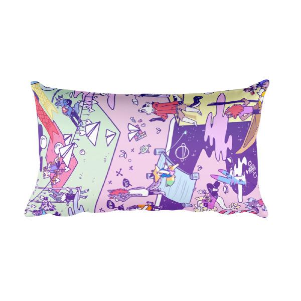 OMORI – Pure Imagination✨ Rectangular Pillow