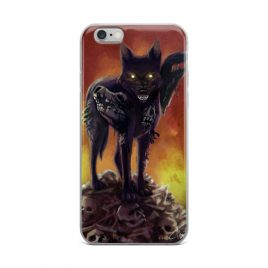 Harbinger iPhone 5/5s/Se, 6/6s, 6/6s Plus Case