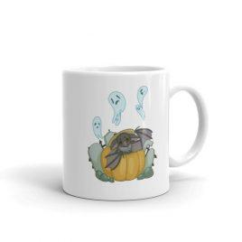 Batty for Pumpkins Mug