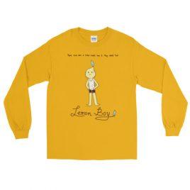 Lemon Boy Long Sleeve