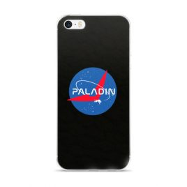 Paladin Parody iPhone Case