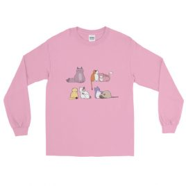 Meow(lo)ss Long Sleeve T-Shirt
