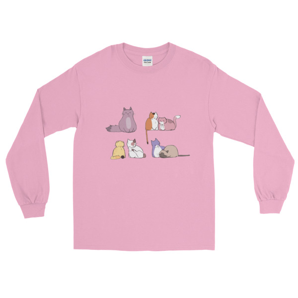 Meow(lo)ss Long Sleeve T-Shirt