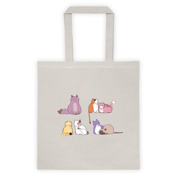 Meow(lo)ss Tote bag
